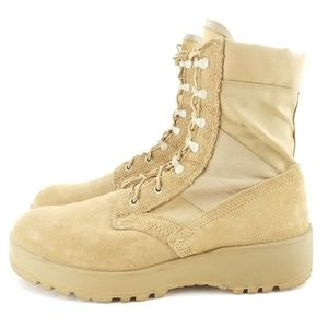 Rocky 789 Hot Weather Army Combat Boots 11 Ei54